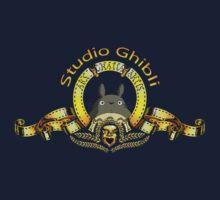 Studio Ghibli - Totoro  by LanFan