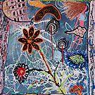 Beyond My Garden Wall by ltruskett