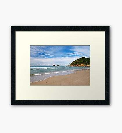 Byron Bay ~ New South Wales Framed Print