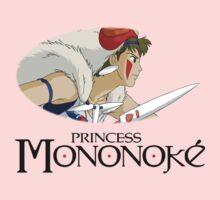 Mononoke Hime Kids Clothes