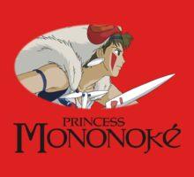 Mononoke Hime One Piece - Long Sleeve