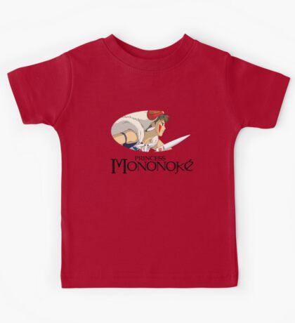 Mononoke Hime Kids Tee