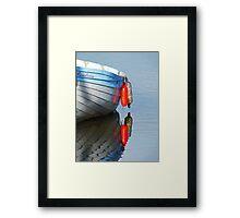 Boudicca Reflects Framed Print