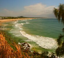Coolum Beach ... sans high rise by Michael Matthews