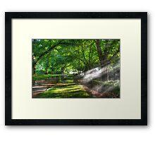 Rosalind Park Framed Print