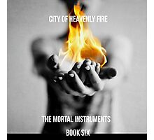 City of Heavenly Fire  Photographic Print