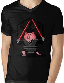 Revenge of the Bacon Mens V-Neck T-Shirt