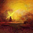 Ye olde Mill'... by Valerie Anne Kelly