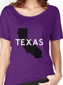 Texas! Wait... Women's Relaxed Fit T-Shirt