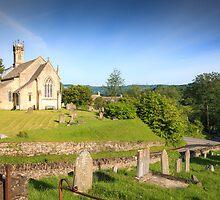 Sheepscombe, Gloucestershire by Joe Wainwright