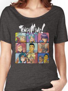 The Tenchi Bunch Women's Relaxed Fit T-Shirt