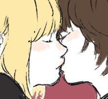 little kiss Sticker