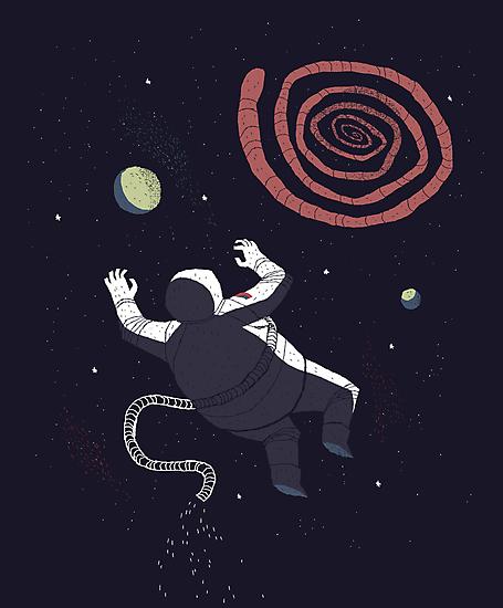 worm hole by louros