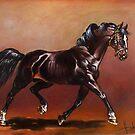 An irrepressible stallion by dusanvukovic