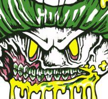Zombie Mushroom -1 up T-shirt Sticker