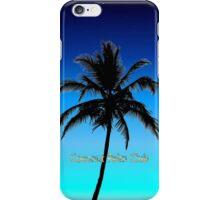 iPhone Case Palm Tree iPhone Case/Skin