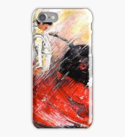 Passion And Motion iPhone Case/Skin