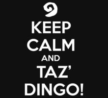 Keep Calm and... Hearthstone! White by RaydenLight
