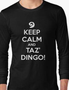 Keep Calm and... Hearthstone! White Long Sleeve T-Shirt