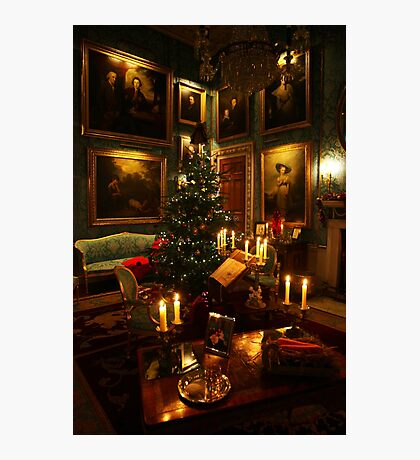 Christmas at Castle Howard Photographic Print