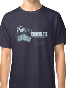 My Patronus Is Chocolate Classic T-Shirt