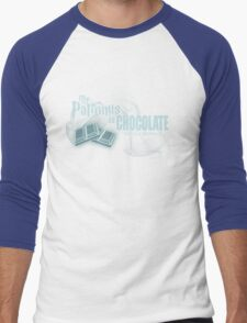 My Patronus Is Chocolate Men's Baseball ¾ T-Shirt