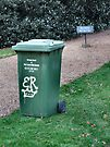 Wheelie Bins of the Rich and Famous by Yampimon