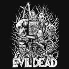 Evil Dead  by RedZombie