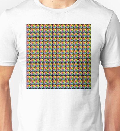 Spectral Matrix Unisex T-Shirt