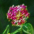 Seaworld Flowers: Artflakes by Cherubtree