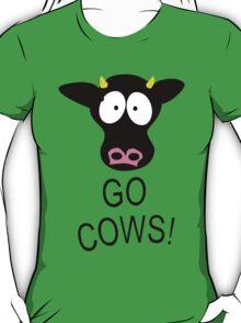 Go Cows South Park T-Shirt