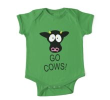 Go Cows South Park One Piece - Short Sleeve