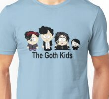 South Park Goth Kids Unisex T-Shirt