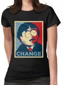 South Park Randy Marsh Womens Fitted T-Shirt