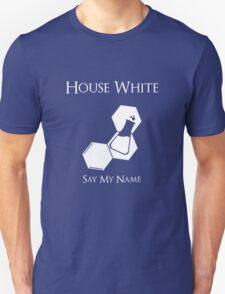 House White Unisex T-Shirt