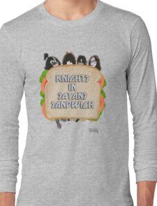 Knights In Satans Sandwich Long Sleeve T-Shirt