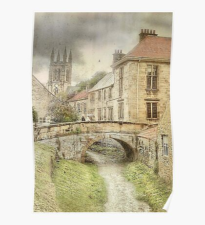 Helmsley ~ North Yorkshire Poster