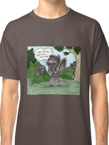 Weeping Angel Games Classic T-Shirt