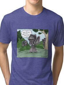 Weeping Angel Games Tri-blend T-Shirt
