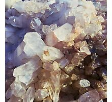 Crystal Magic Photographic Print