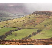 Autumn in Farndale ~ North Yorkshire Photographic Print
