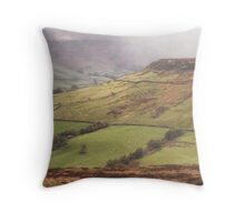 Autumn in Farndale ~ North Yorkshire Throw Pillow