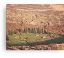 Danby Dale ~ North Yorkshire Canvas Print
