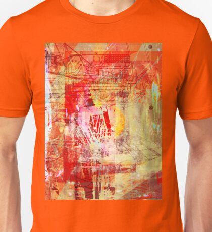 the city 8 Unisex T-Shirt