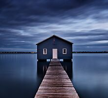 'The Boatshed' by Brett Earl