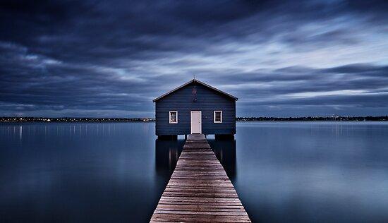 'The Boatshed' by Brett Earl