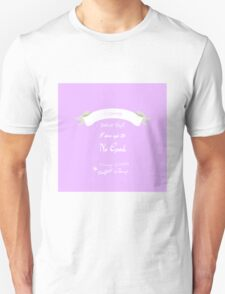 I Solemnly Swear That I'm Up to No Good- Lilac T-Shirt