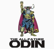 the all-father odin by Alexander Traykov