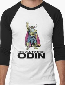 the all-father odin Men's Baseball ¾ T-Shirt