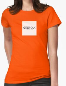 Grizfolk Womens Fitted T-Shirt